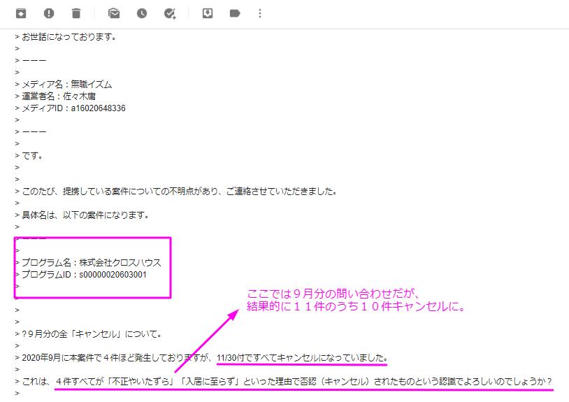 A8.net 高単価案件 承認率